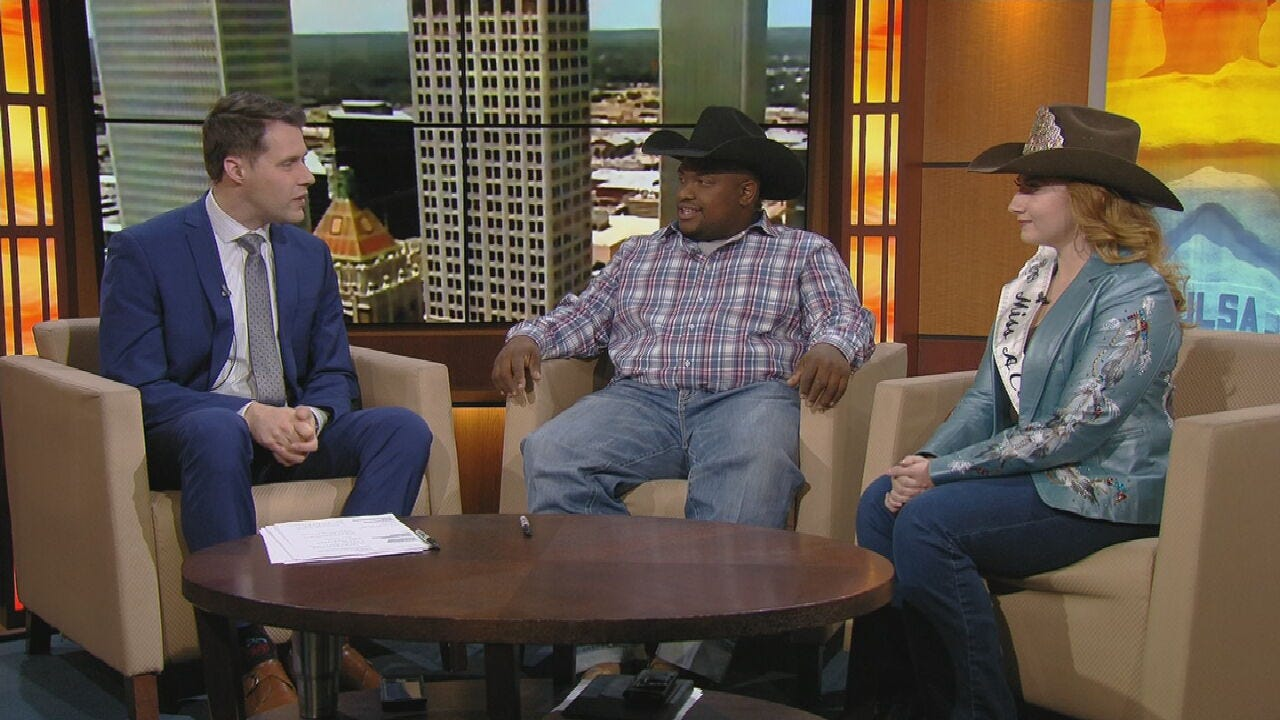 American Finals Rodeo Coming To Tulsa