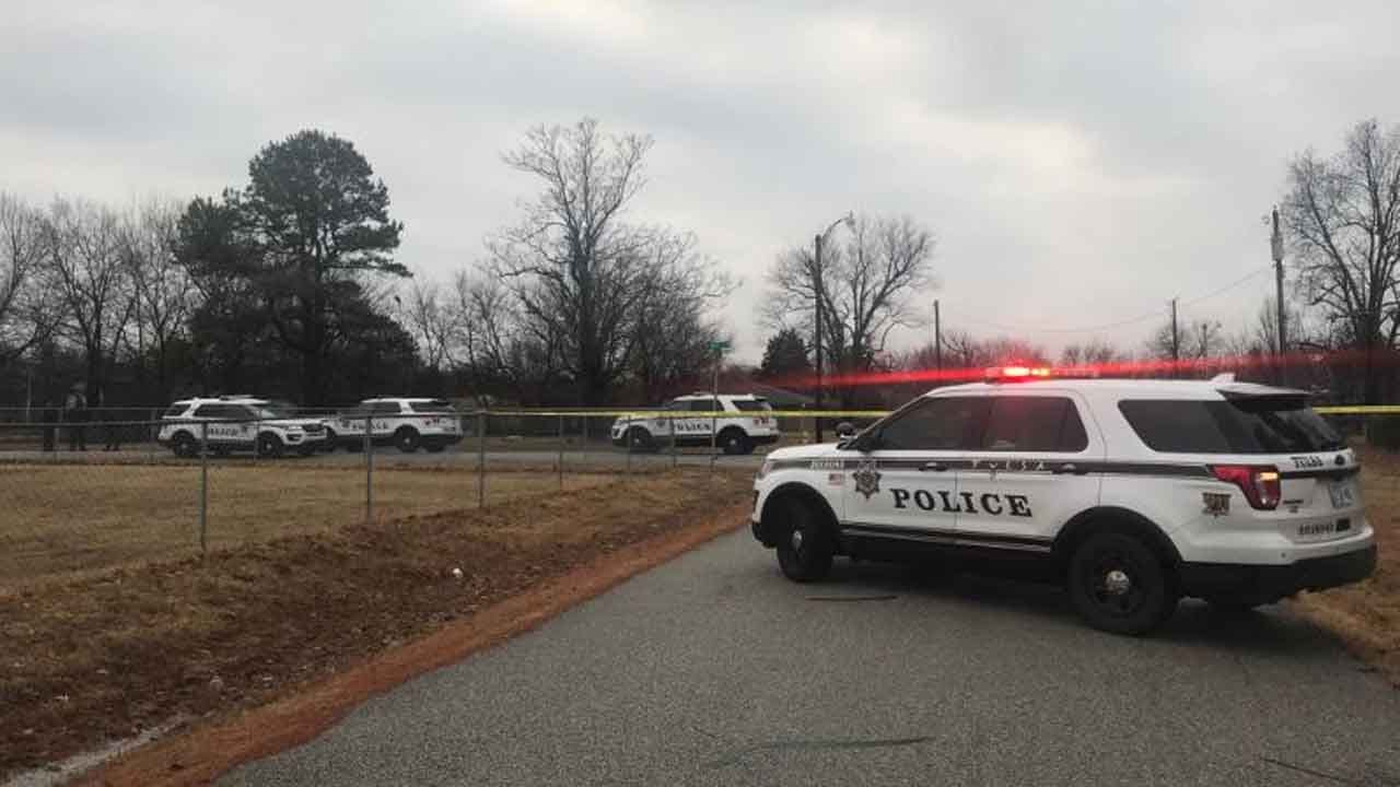 Tulsa Police Investigate After Body Found In Field