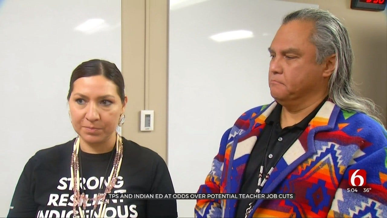 TPS Indian Education Office Projects Decreasing Number Of Teachers Next Year