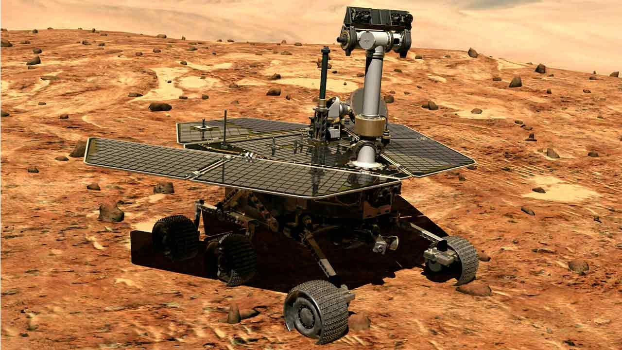 Help Name The Next Mars Rover
