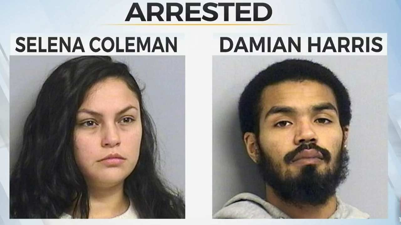 Tusla Couple Accused Of Abusing 4-Year-Old Child