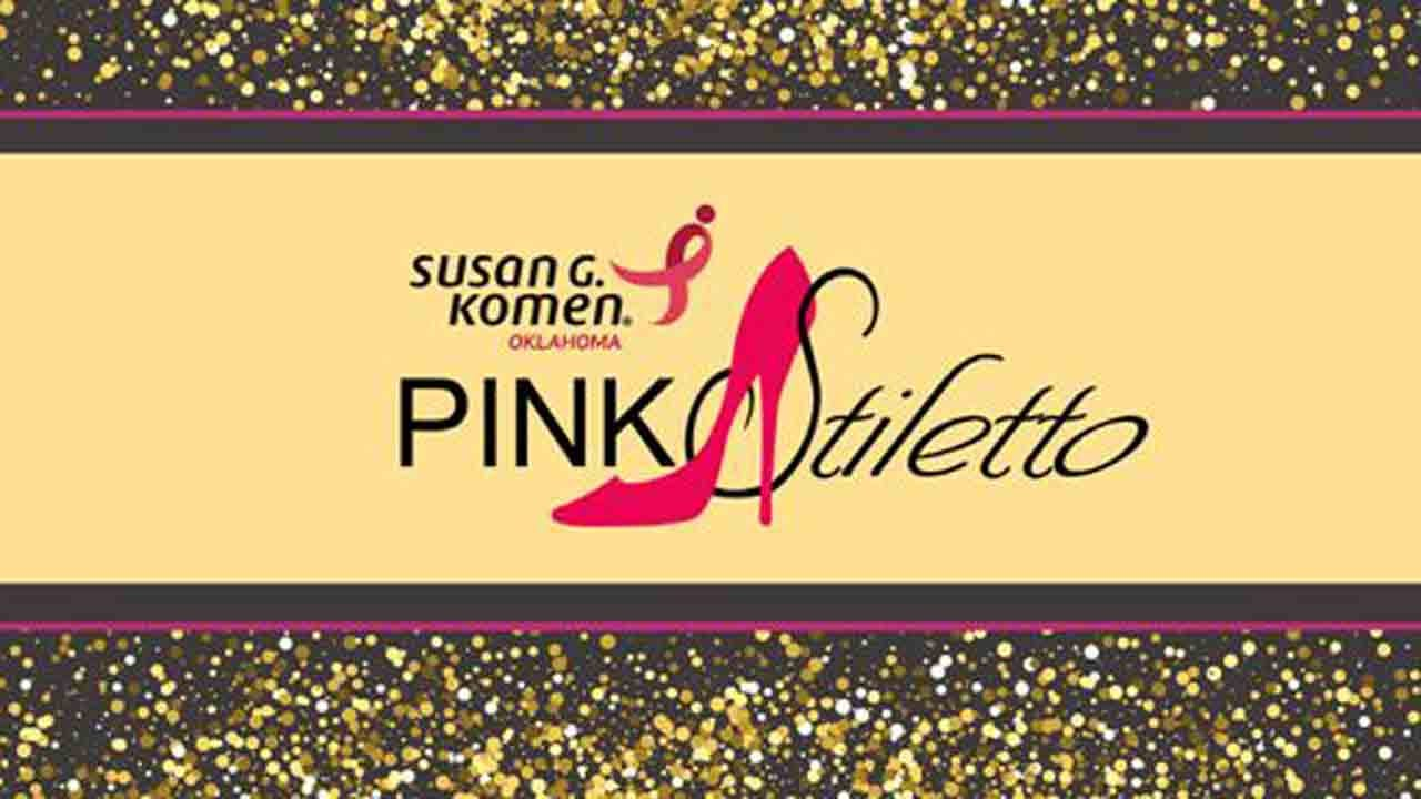 Komen Oklahoma Prepares For Pink Stiletto Gala
