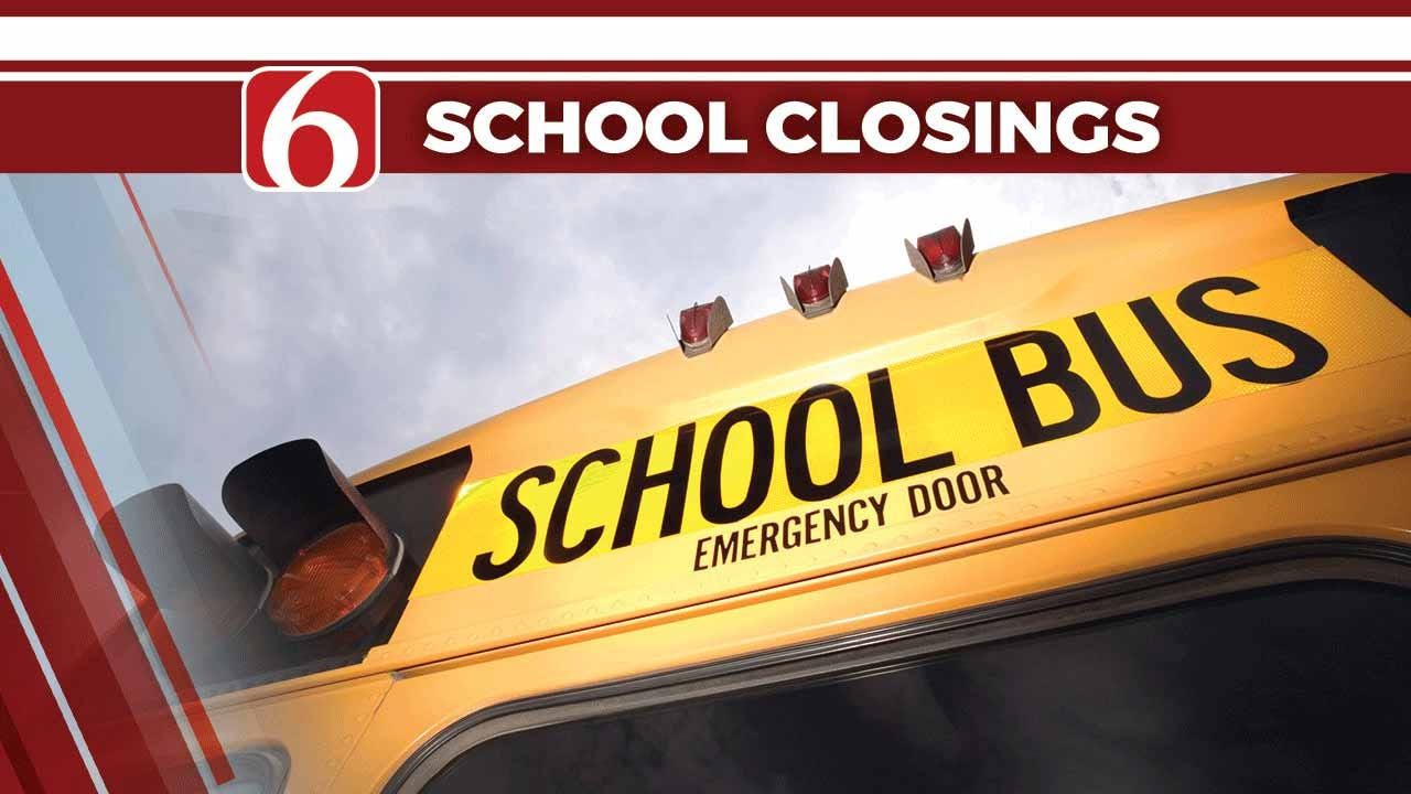 Multiple Schools Close Wednesday Due To Winter Weather
