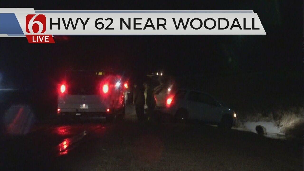 News On 6 Storm Tracker JD McManus Checks Cherokee Co. Road Conditions