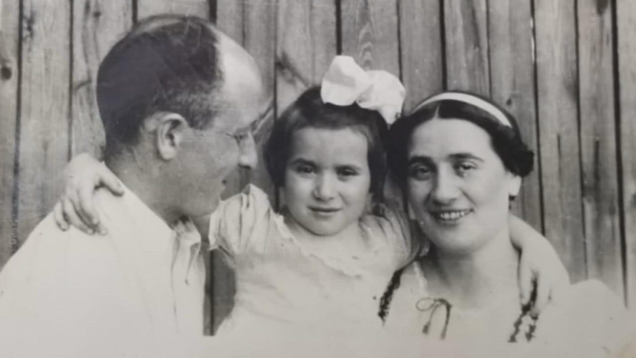 WATCH: Tulsa Holocaust Survivor Remembers Life Before WW II
