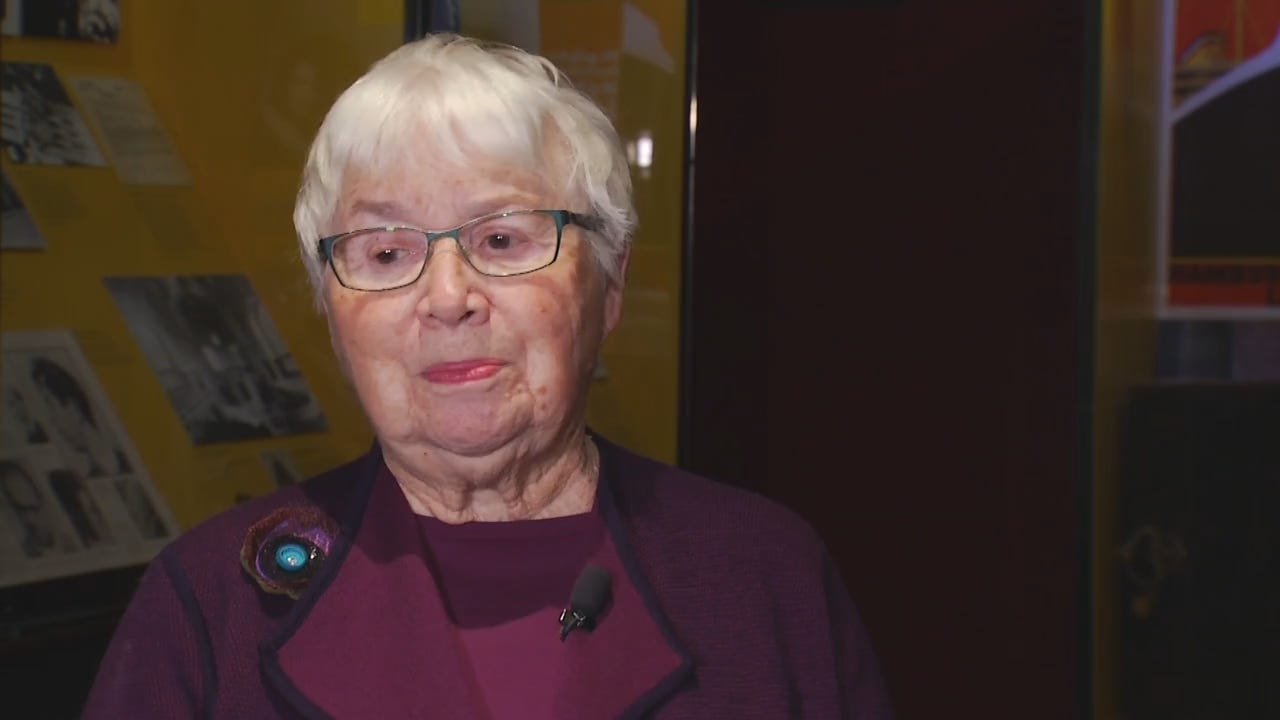 WATCH: Holocaust Survivor Speaks About Why History Matters