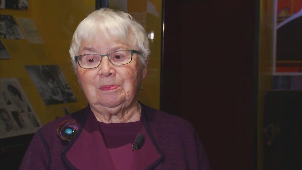WATCH: Tulsa Holocaust Survivor Shares Her View Of Revenge
