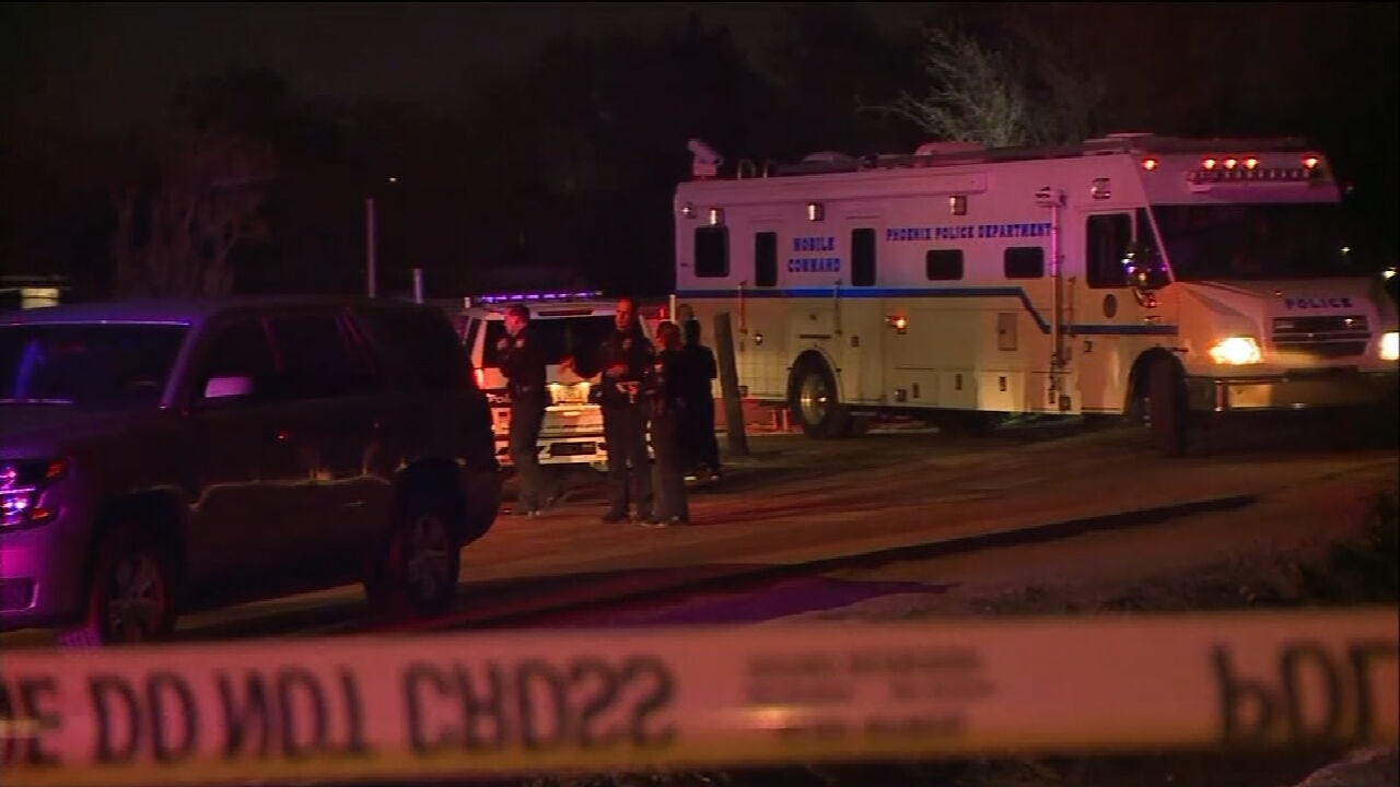Arizona Authorities Investigating Deaths Of 3 Young Children