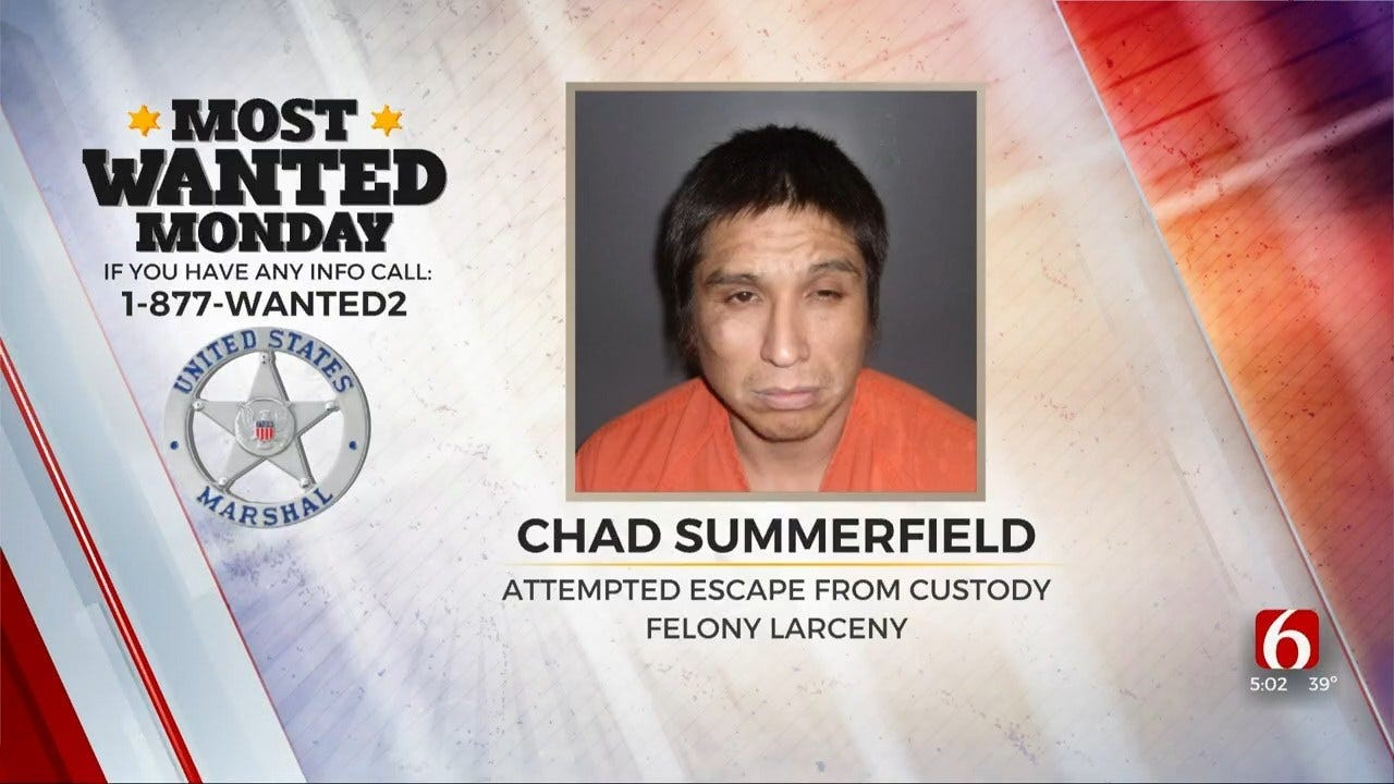 US Marshals Searching For Man Wanted In Delaware County