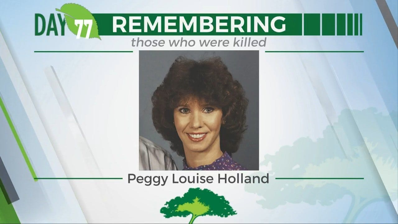 168 Day Campaign: Peggy Louise Holland