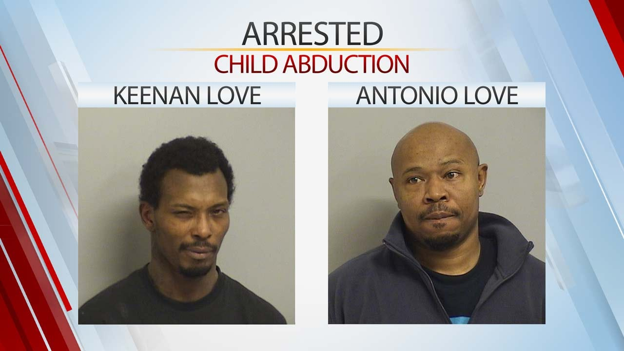 Police Say 2 Arrested After Child Abduction In Tulsa