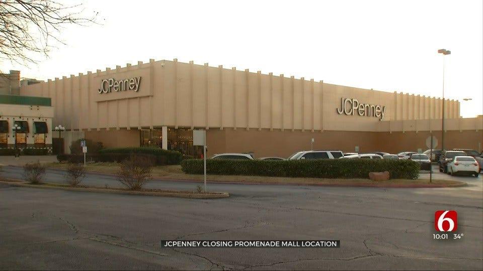 JC Penney To Close Promenade Mall Location