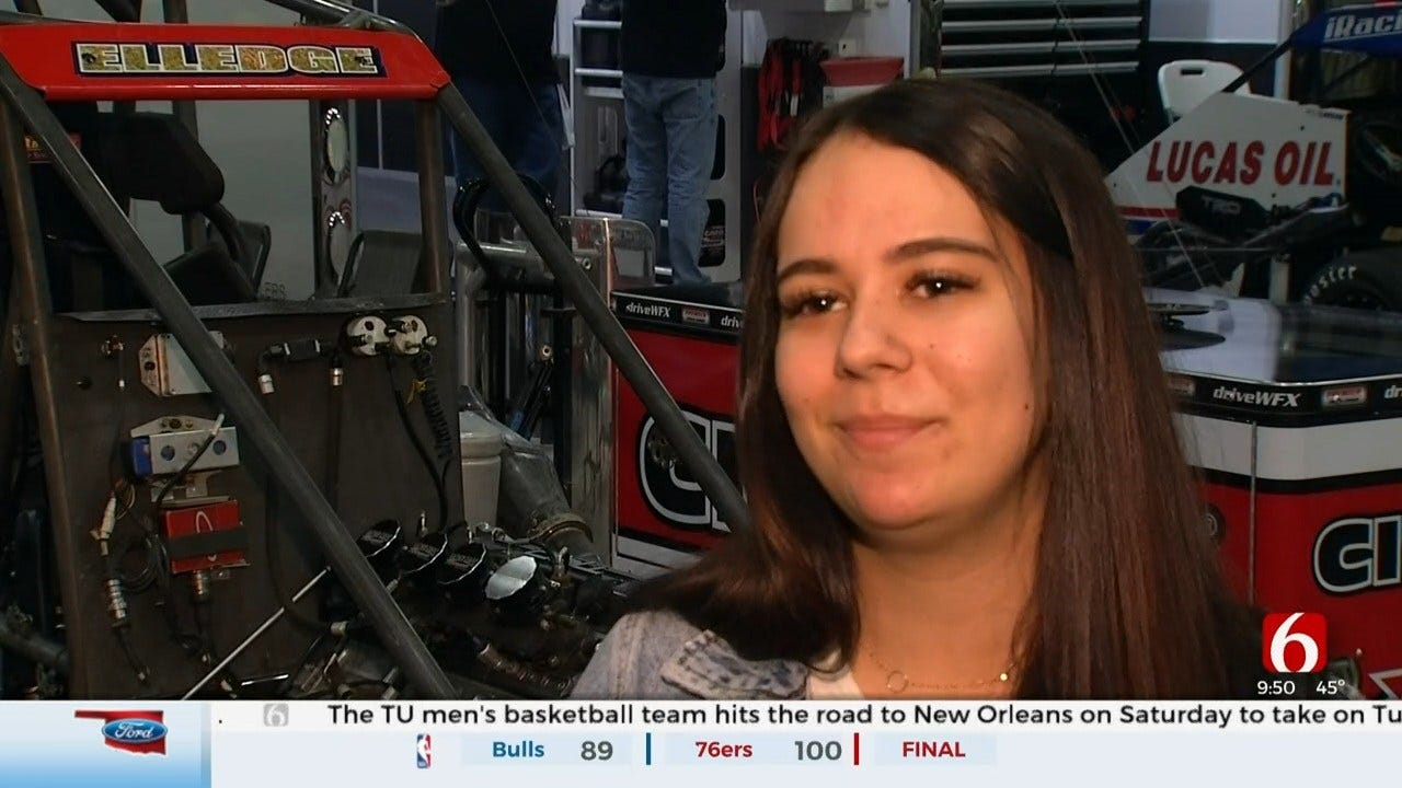 Niece Of Dale Earnhardt Jr. Hoping To Carry On Tradition