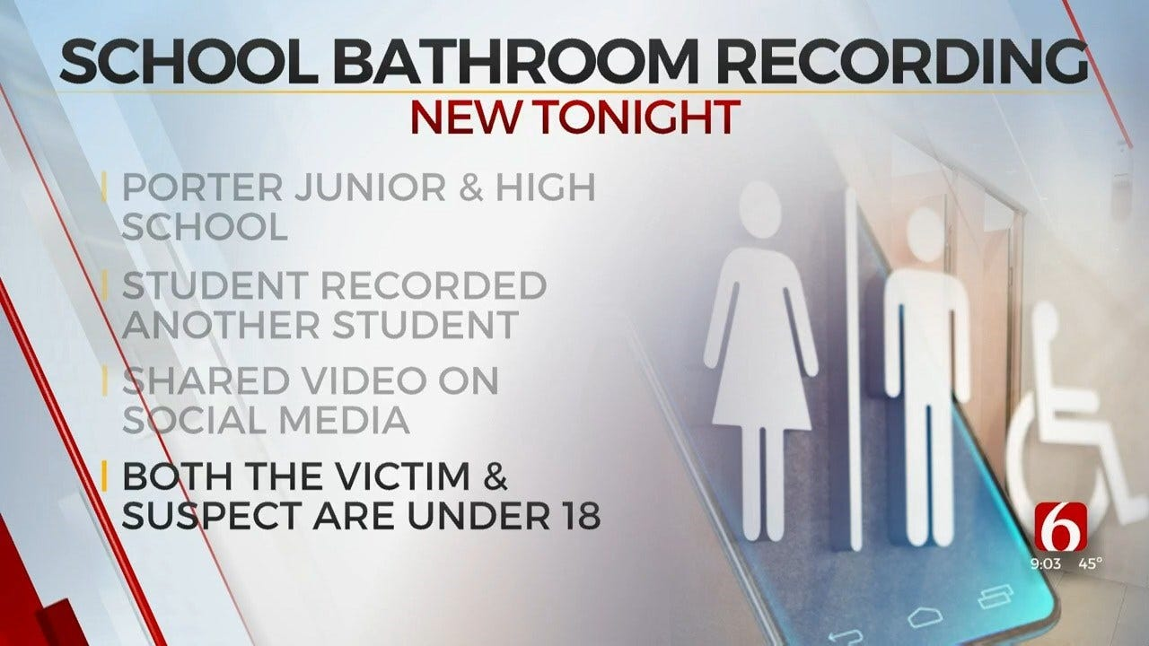 Wagoner Co. Deputies Investigating After Student Allegedly Videoed In Bathroom
