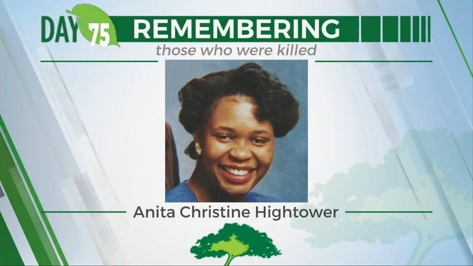 168 Days Campaign: Anita Christine Hightower