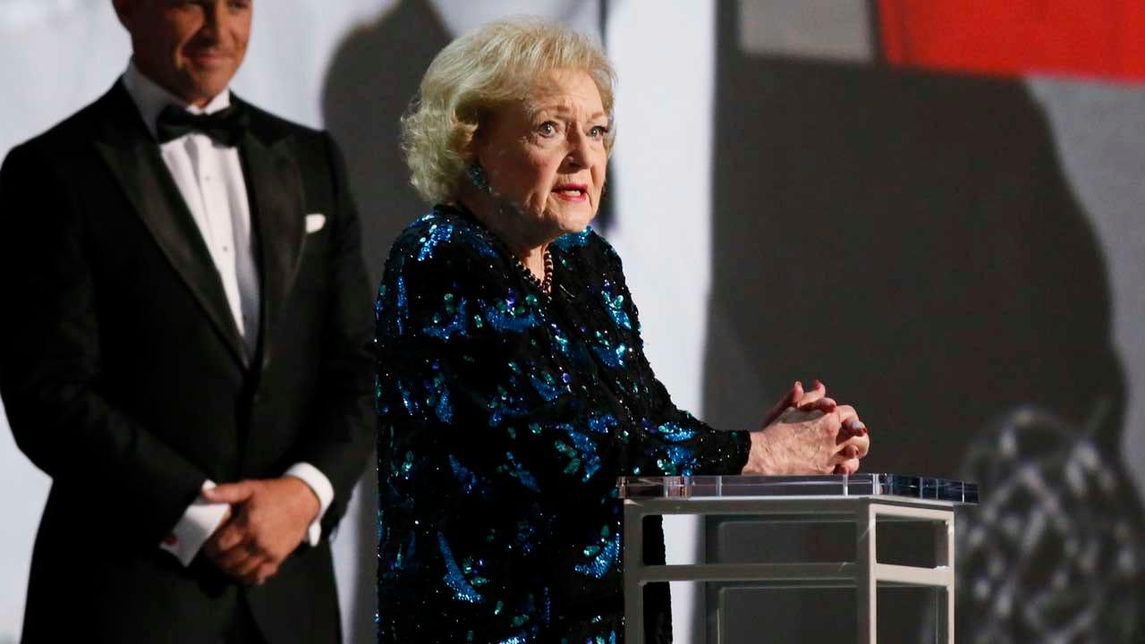 Betty White Celebrates 98th Birthday