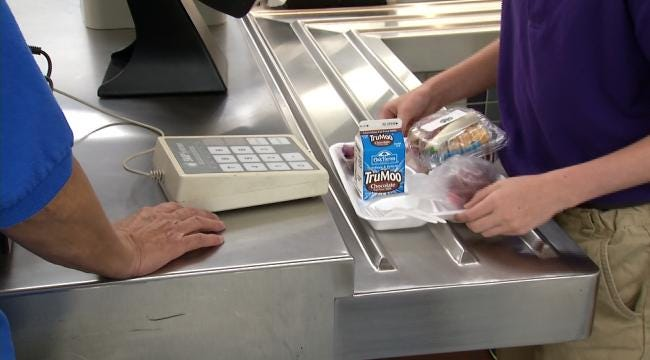 Church Pays Off Lunch Balances For Hilldale Public School Students