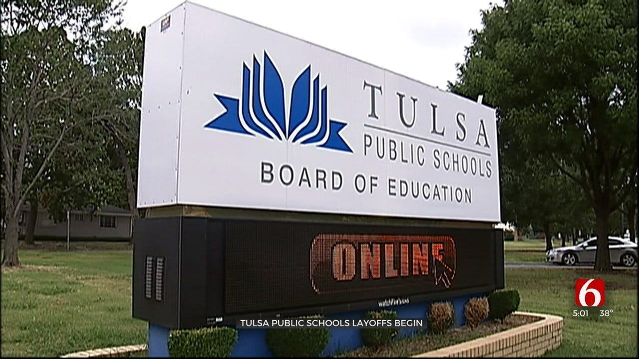 TPS Notifies Education Service Center Workers About Layoffs In June