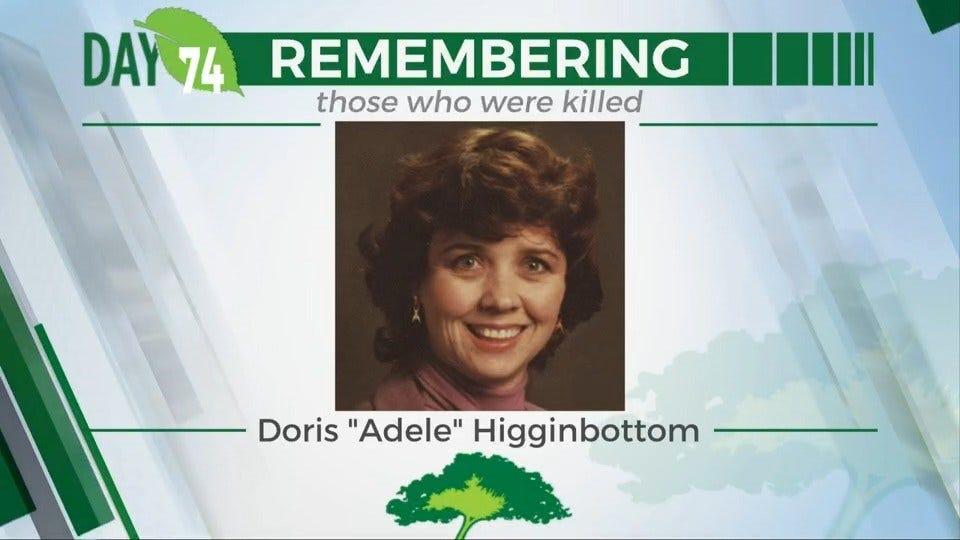 "168 Days Campaign: Doris ""Adele"" Higginbottom"