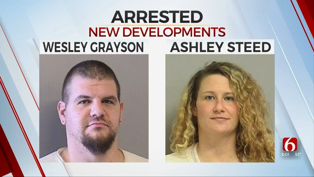 Tulsa Police Make 2nd Arrest In Connection To December Robbery