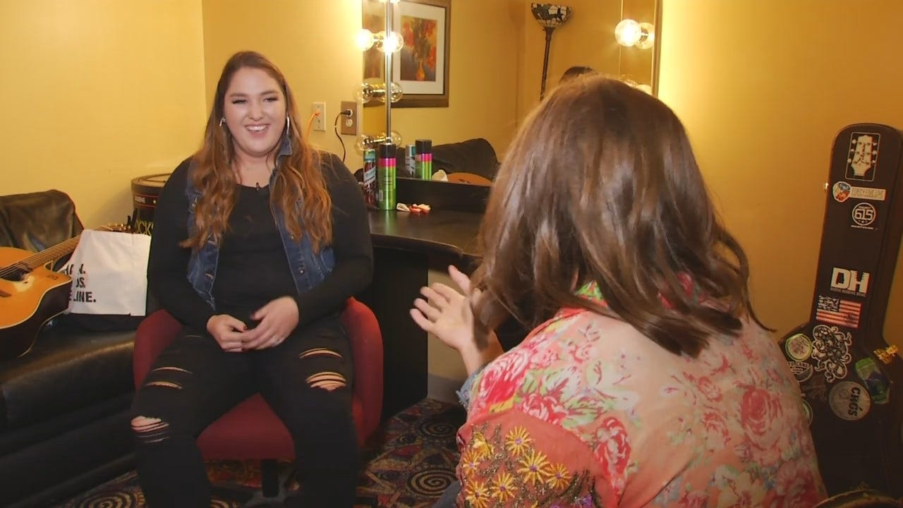 Family Tradition: Allie Colleen Says This Was The Best Advice Her Dad Gave Her