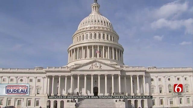 Oklahoma Legislators Comment On Impeachment Effort