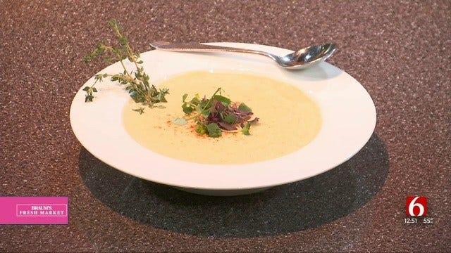 Farmhouse Cheddar Soup
