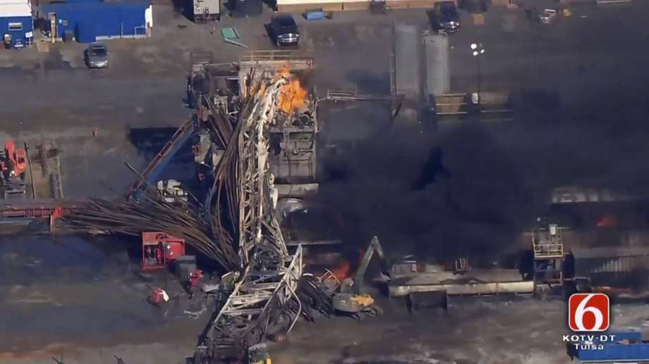 Jury Selected For 2018 Drilling Rig Explosion Trial