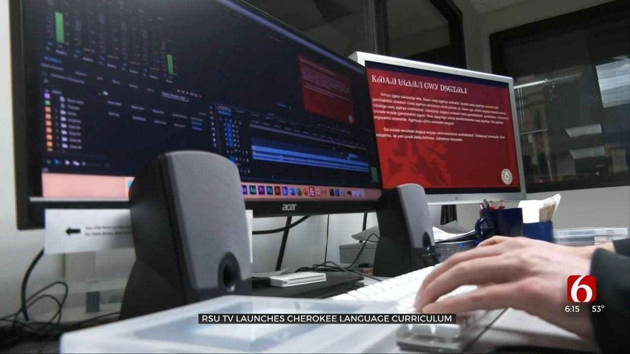 Rogers State University Public TV Launches Cherokee Language Course