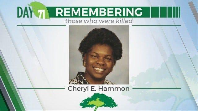 168 Days Campaign: Cheryl E. Hammon