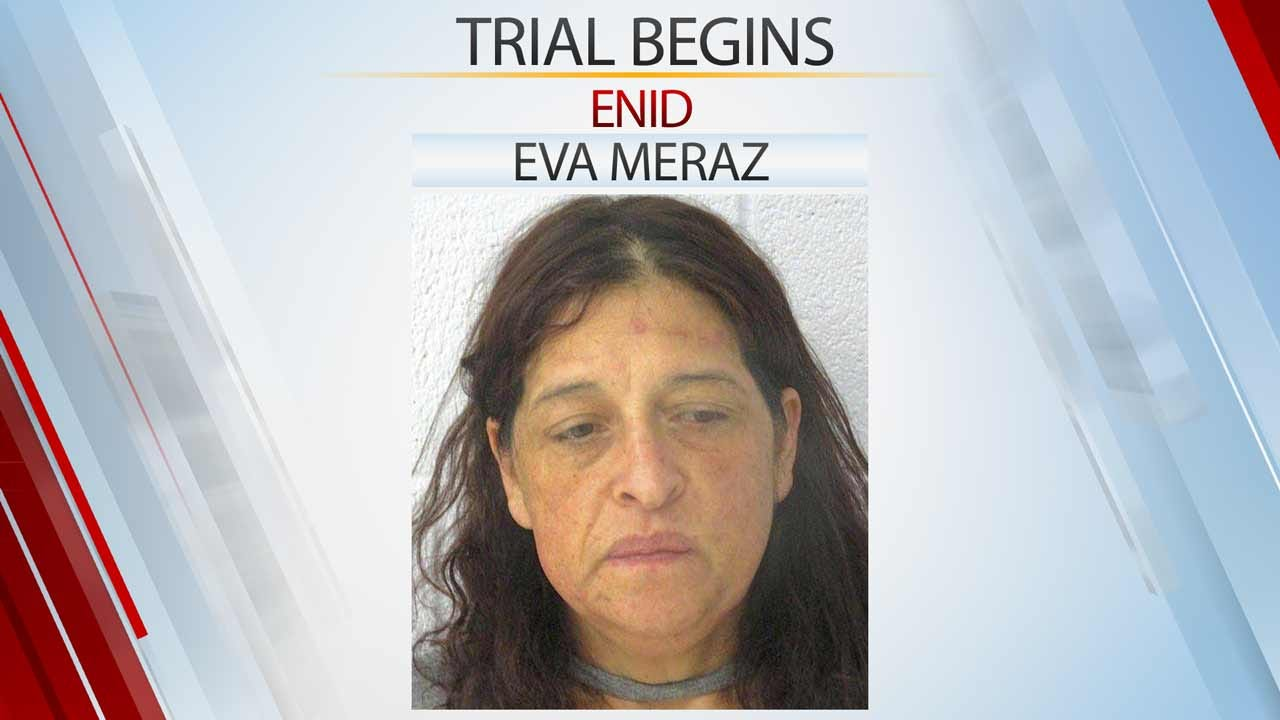 Trial To Begin For Woman Charged In Enid Mother's Death