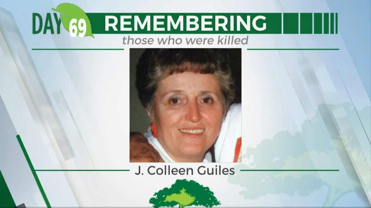 168 Days Campaign: J. Colleen Guiles