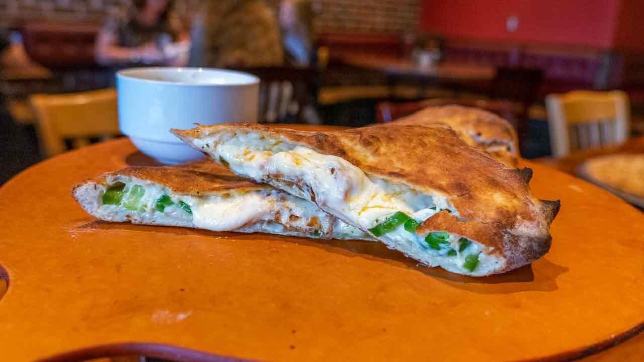 Andolini's Upstate Stromboli