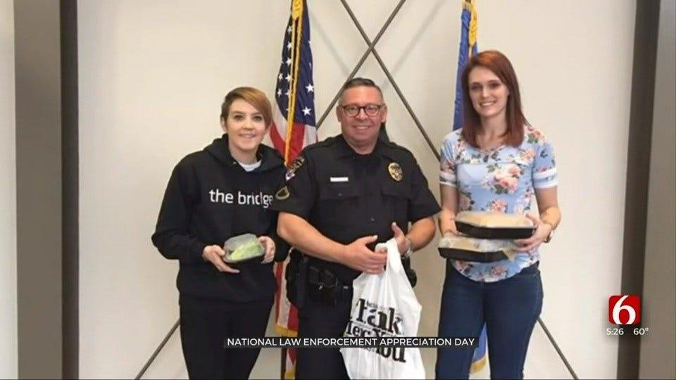 Oklahoma Celebrates National Law Enforcement Appreciation Day