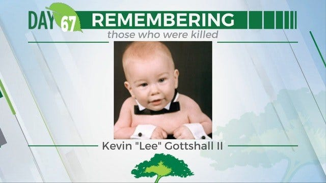 """168 Day Campaign: Kevin """"Lee"""" Gottshall II"""