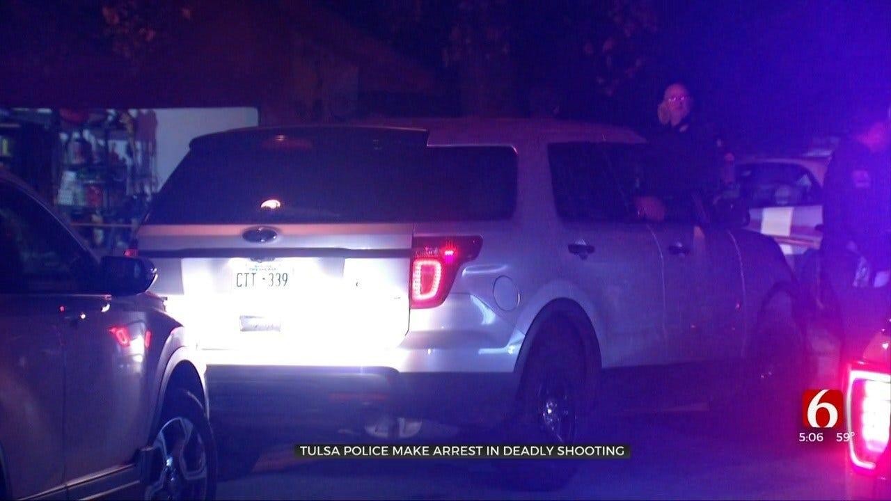 Tulsa Police Make Arrest In Second Homicide Of 2020