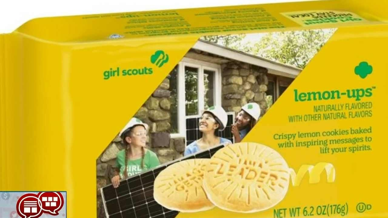 Something To Talk About: New Girl Scout Cookies Announced