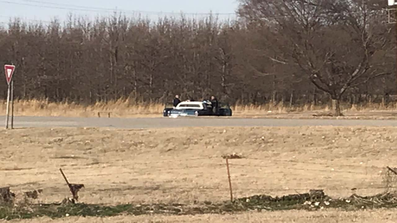 Muskogee County Deputies Investigating Explosive Device Found During Traffic Stop