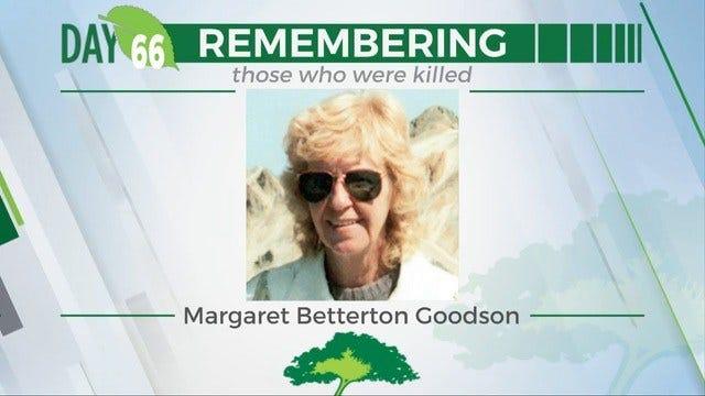 168 Day Campaign: Margaret Betterton Goodson