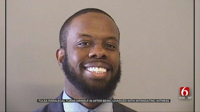 Tulsa Social Activist Charged With Intimidating A Witness