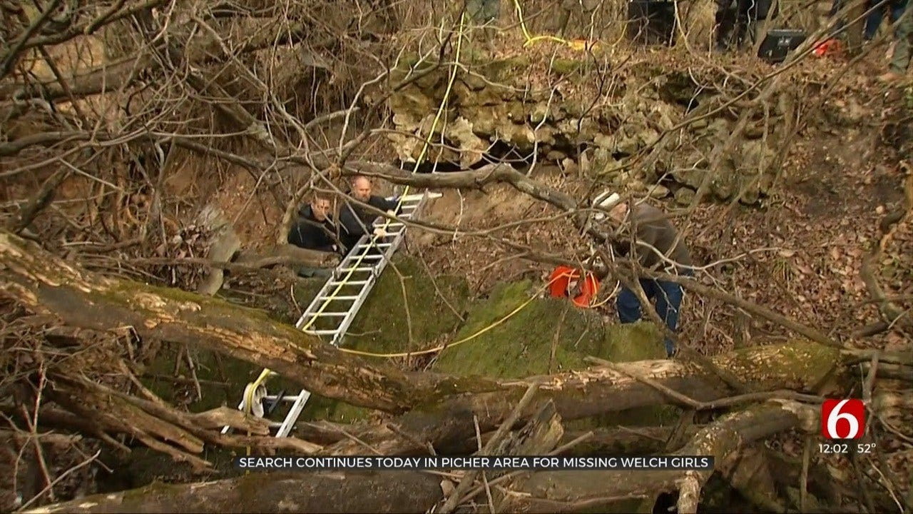 Federal Agency Provides New Tools In Search For Remains Of Missing Welch Girls