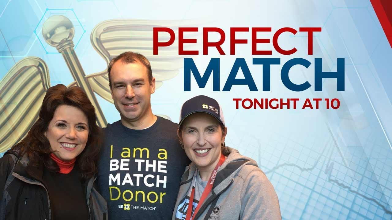 Tonight At 10: Perfect Match
