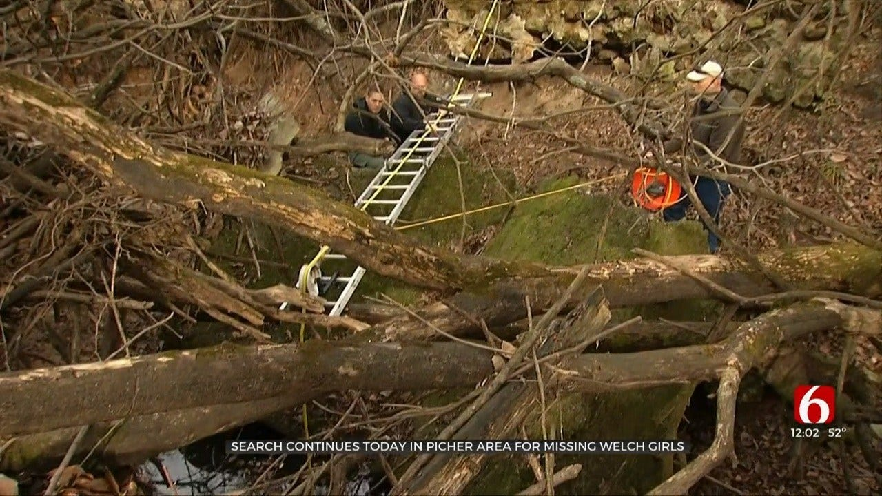 Federal Agency Helps In Search For Remains Of Missing Welch Girls