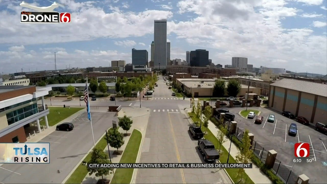 City Of Tulsa Start Unveiling New Programs For Retail, Business Developers