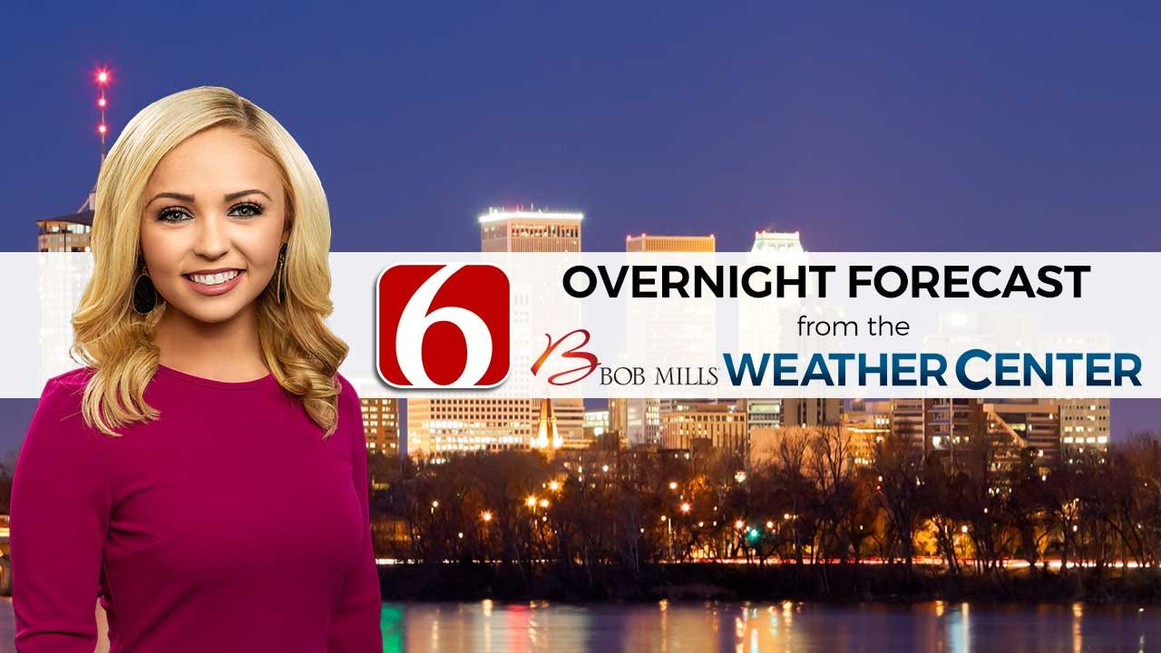 Sunday Forecast With Kendall Smith