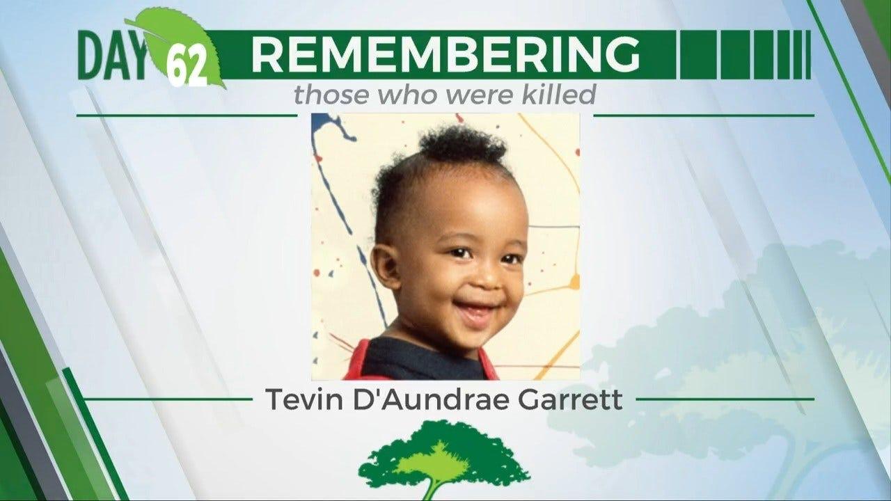 168 Days: Tevin D'Aundrae Garrett
