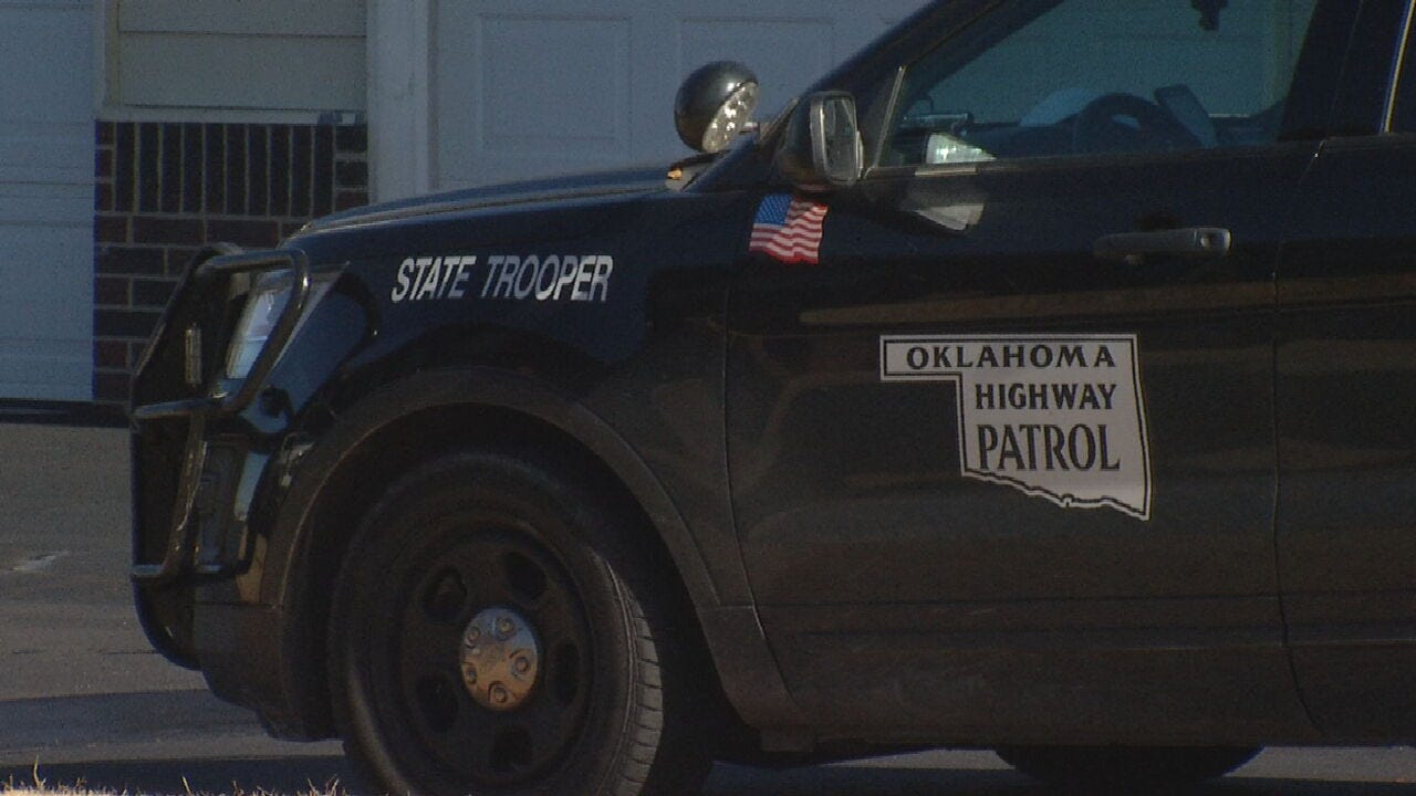 Troopers Say Man Killed After Collision While Riding Bike Along I-40