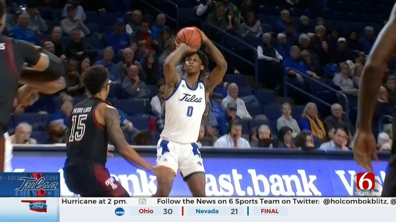 TU Takes First Win In Conference Play