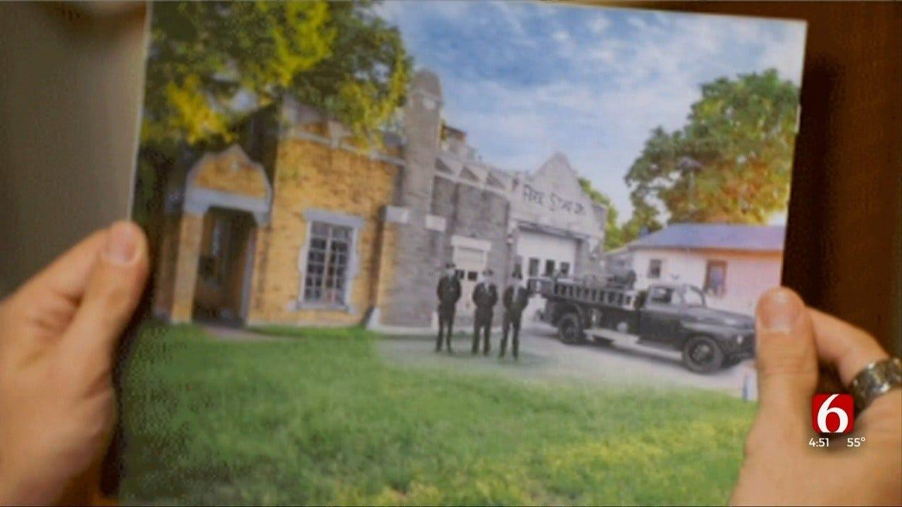 News On 6 Production Crew Member Creates Lenticulars Of Tulsa's Past