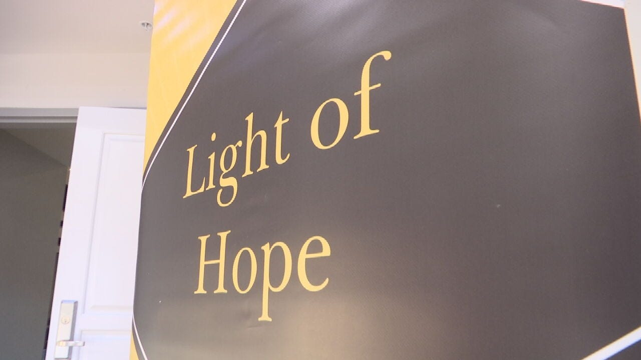 Light Of Hope Provides Alcohol-Free New Year's Eve Party